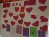 Wall of love!